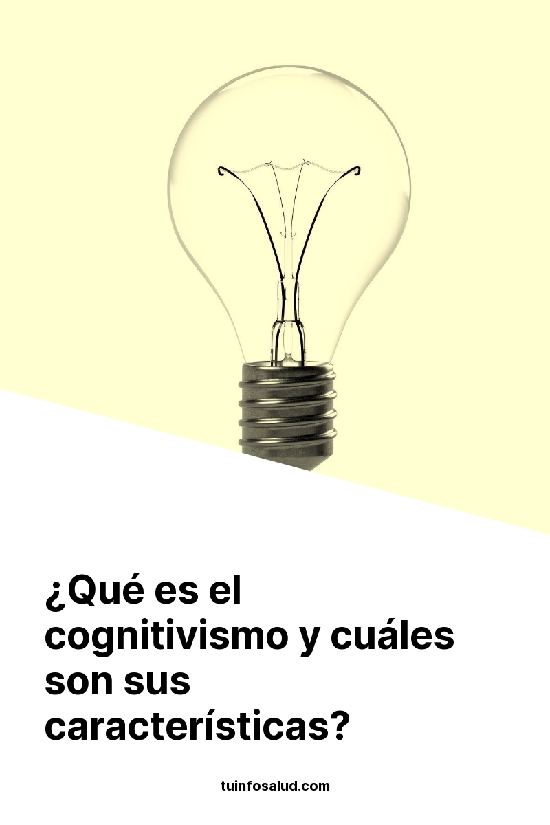 ¿Qué es el cognitivismo y cuáles son sus características?