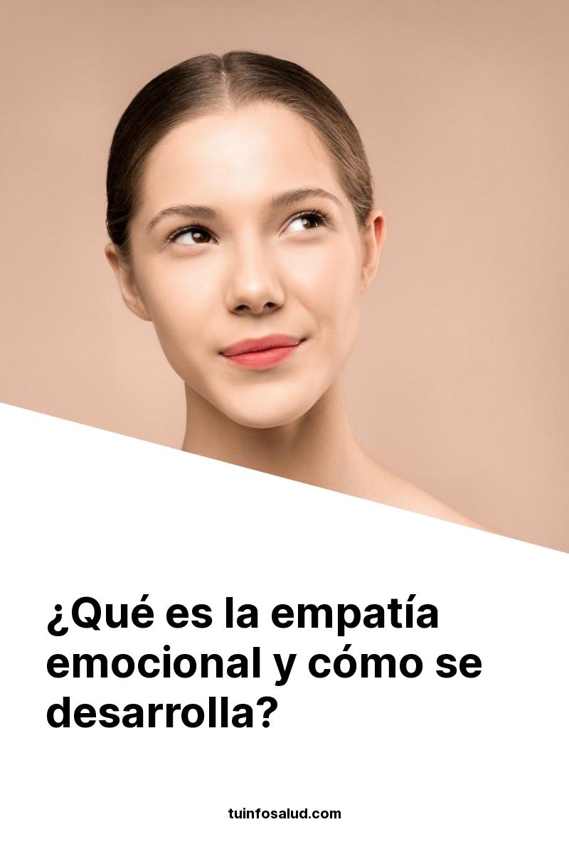 ¿Qué es la empatía emocional y cómo se desarrolla?